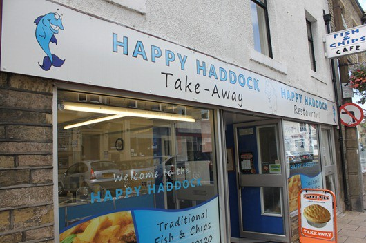 Happy Haddock!
