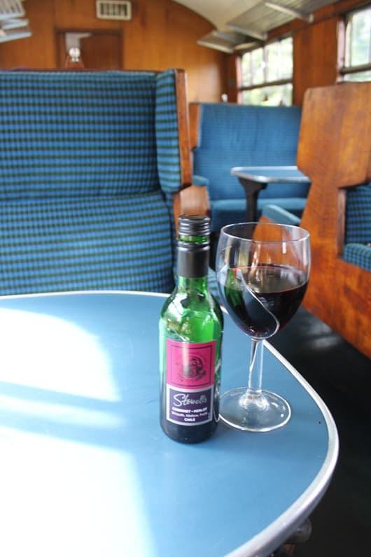Large wine!