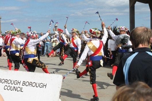 Morris Dancers!!!