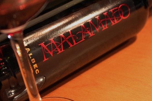 Familia Zuccardi Malamado Malbec