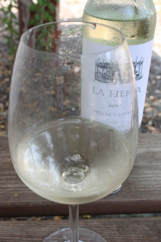 La Fiera Pinot Grigio, Veneto - Italy in the Glass