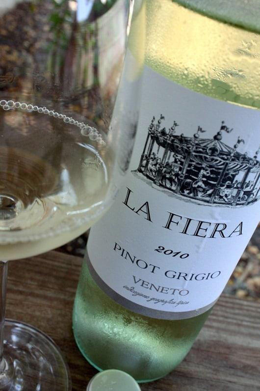 La Fiera Pinot Grigio, Veneto- Italy