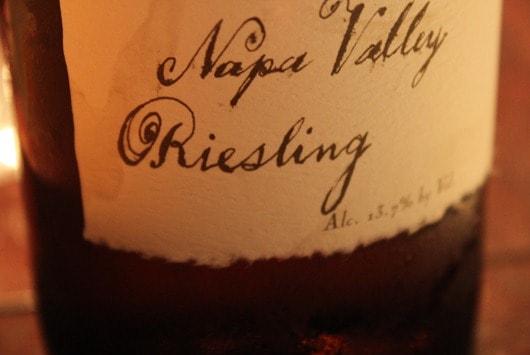 Palmaz Napa Valley Riesling