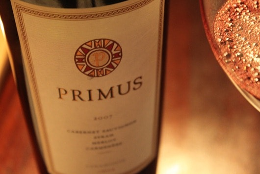 Primus Red Blend by Veramonte