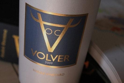 Volver Single Vineyard Tempranillo