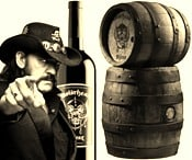 Motörhead Joins the Ranks of Rock-Act Vintners