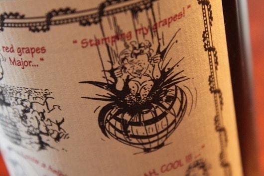 Little James Basket Press - A Wine by Louis Barroul (2)