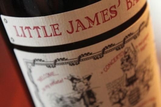 Little James Basket Press - A Wine by Louis Barroul..