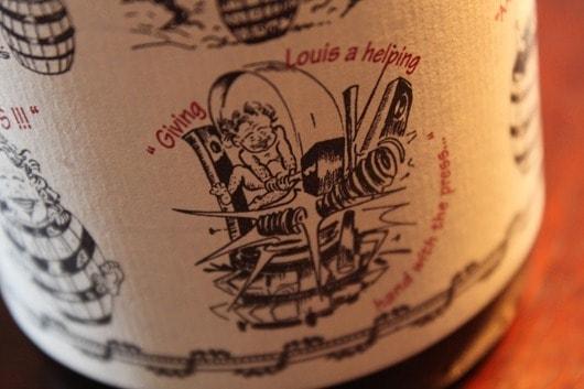 Little James Basket Press - A Wine by Louis Barroul