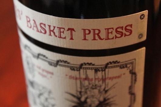 Little James Basket Press - A Wine by Louis Barroul...