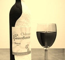 Paper wine bottles - they will never catch on!