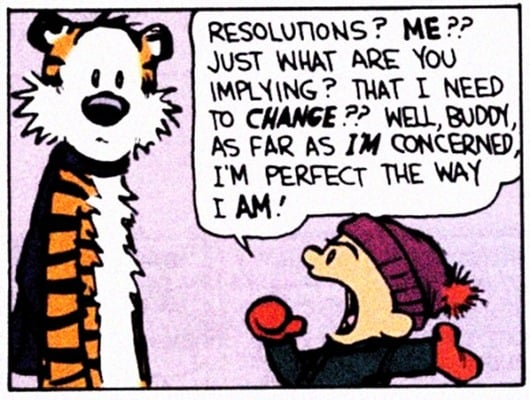 I agree with Calvin!...or is that Hobbes? We didn't have this cartoon in England, give me a break! Anyway, the short one is right!