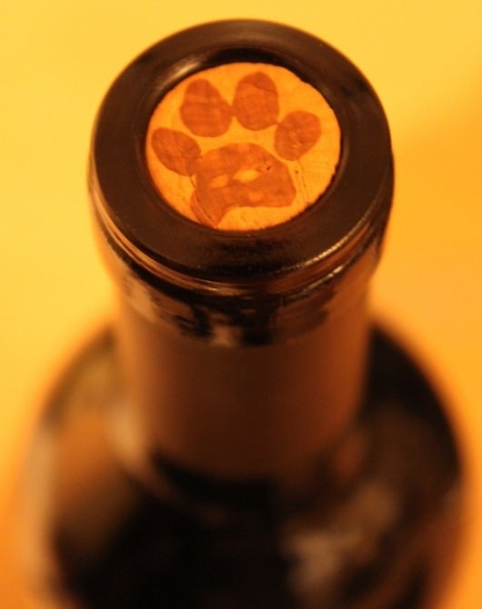 Great Dane Napa Cabernet by HeartSmart wine