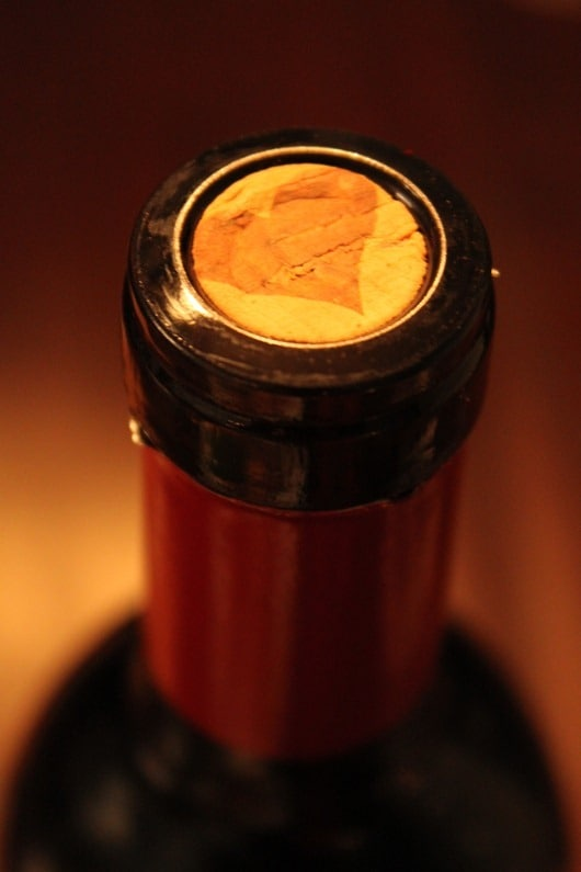 "HeartSmart ""For Giving"" Mount Veeder Cabernet, 2008 - Cork"