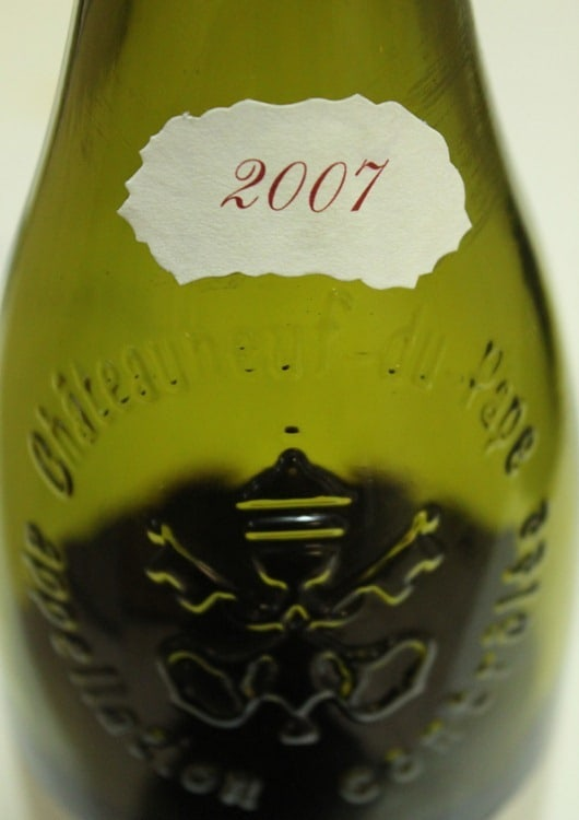 "Perrin & Fils ""Les Sinards""Chateauneuf-du-Pape, Rhone, France, 2007"