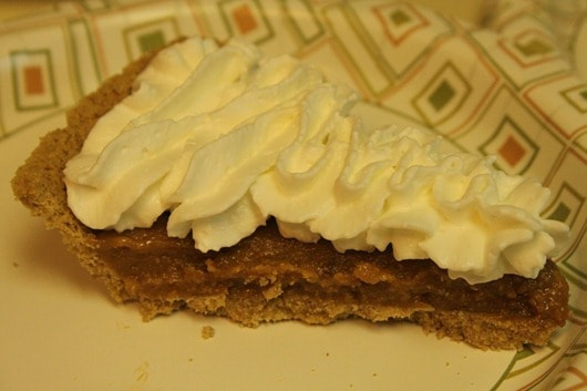Salted Caramel Pie.