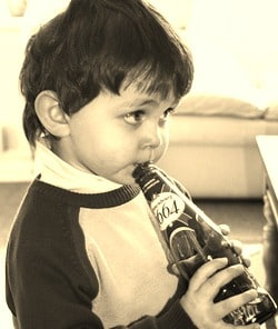 French Lessons: Why Letting Kids Drink At Home Isn't 'Tres Bien'