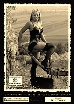 You saucy Austrian winemaking minx, you...!