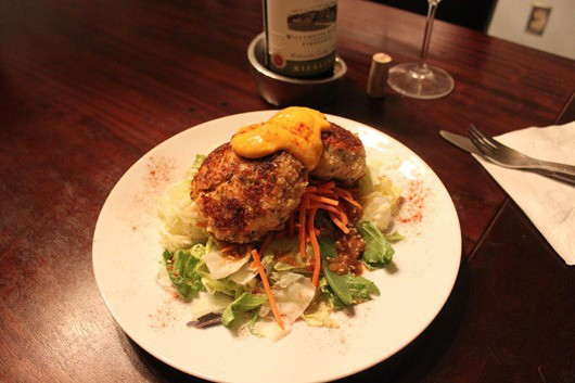Probably the best crab cakes known to man (and woman)!