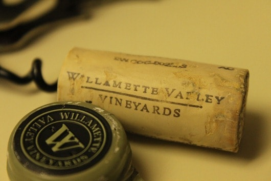 Willamette Valley Vineyards Riesling, Willamette Valley, Oregon, 2009