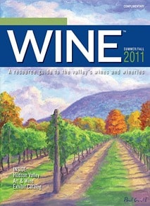 Only the greatest wine magazine that was ever written! The Idaho Wine Drinkers Monthly!
