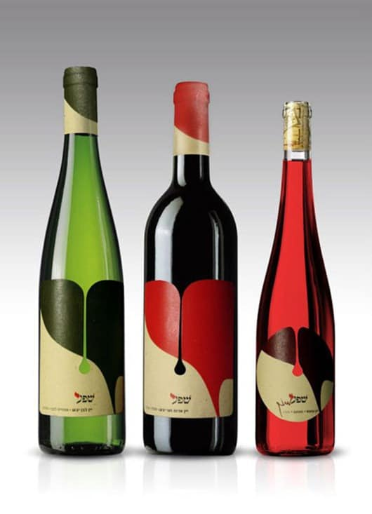 Beautiful Wine Logos and Packaging (1)