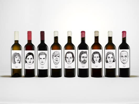 Beautiful Wine Logos and Packaging (11)