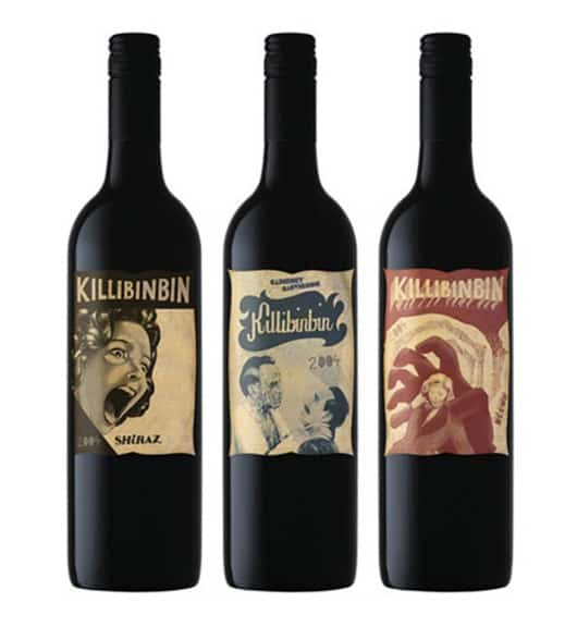 Beautiful Wine Logos and Packaging (2)
