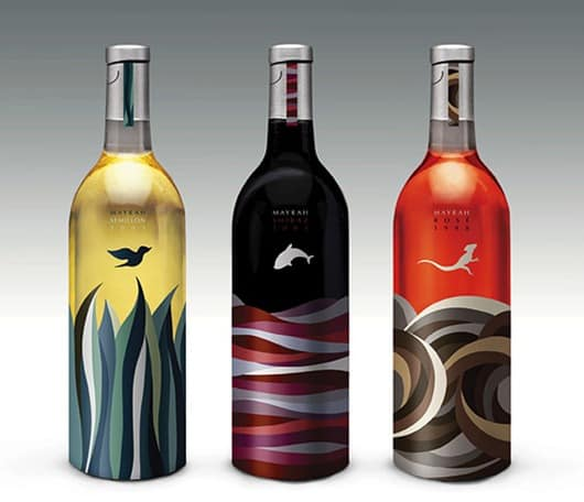 Beautiful Wine Logos and Packaging (21)