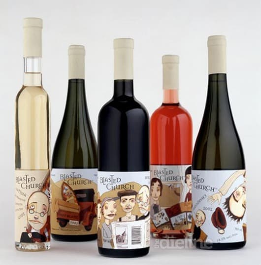 Beautiful Wine Logos and Packaging (25)