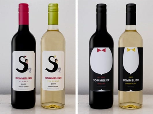 Beautiful Wine Logos and Packaging (31)