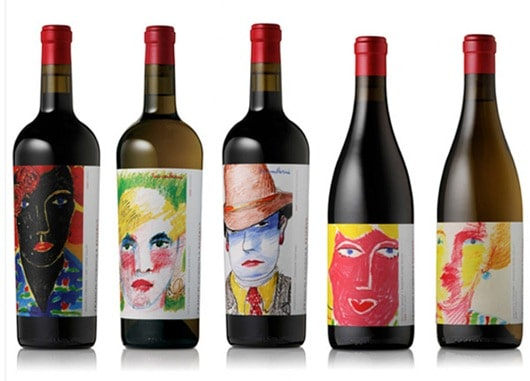 Beautiful Wine Logos and Packaging (32)