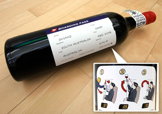 Beautiful Wine Logos and Packaging (6)