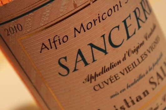 Christian Salmon Sancerre Rose, Loire Valley, France