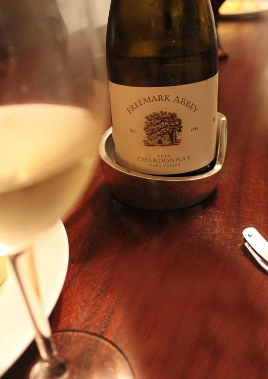 Freemark Abbey Chardonnay 2010