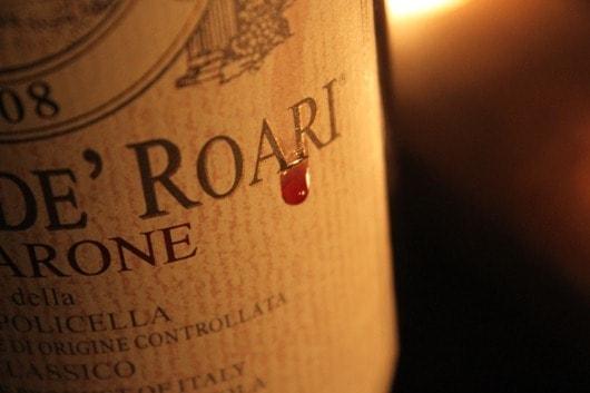 "Luigi Righetti ""Capitel de Roari"" Amarone."