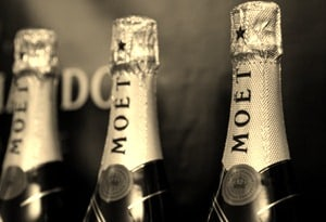Moët-Hennessy Goes Into China