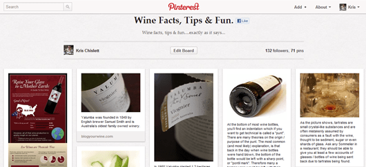 Wine Facts, Tips and Fun on Pinterest.