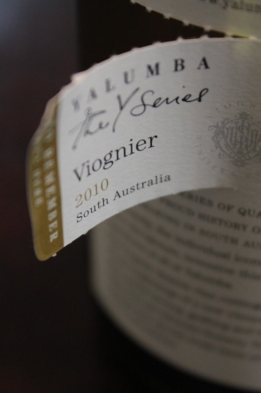 "Yalumba ""Y Series"" Viognier, South Australia"