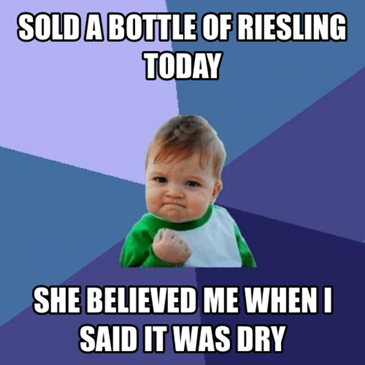 How to Sell Mosel Riesling…