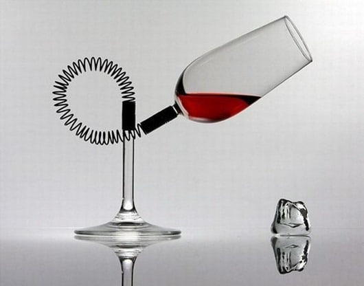 30 of the Most Creative Unique  Ridiculous Wine Glasses.  (1)