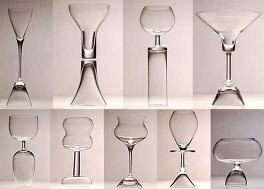 30 of the Most Creative Unique  Ridiculous Wine Glasses.  (10)
