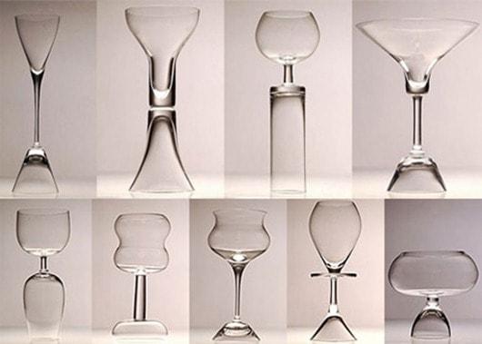 30 of the Most Creative Unique  Ridiculous Wine Glasses.  (10)