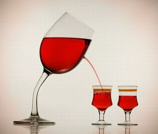 30 of the Most Creative Unique  Ridiculous Wine Glasses.  (2)