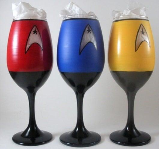 30 of the Most Creative Unique  Ridiculous Wine Glasses.  (20)