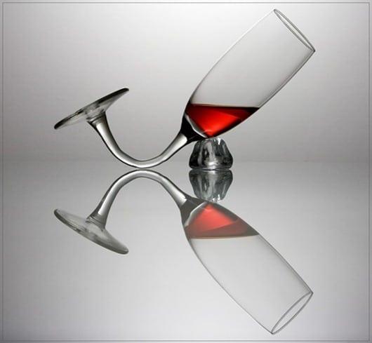 30 of the Most Creative Unique  Ridiculous Wine Glasses.  (27)