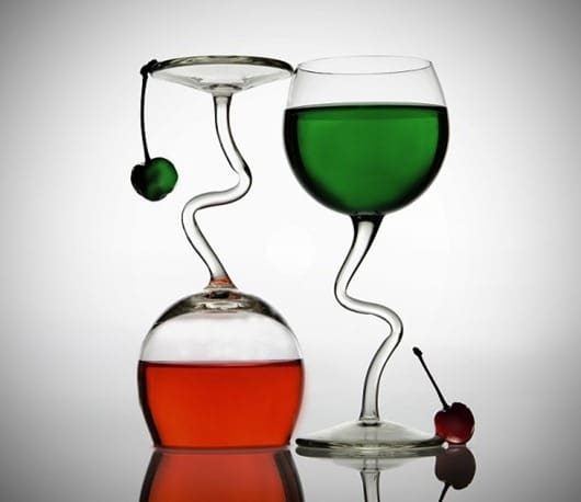 30 of the Most Creative Unique  Ridiculous Wine Glasses.  (3)