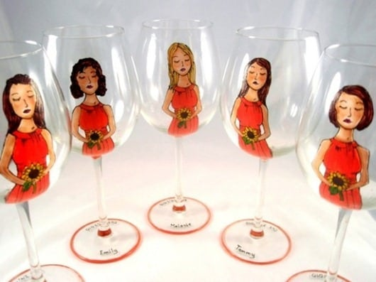 30 of the Most Creative Unique  Ridiculous Wine Glasses.  (6)