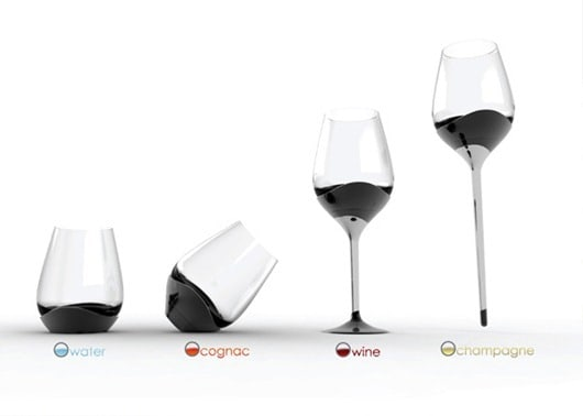 30 of the Most Creative Unique  Ridiculous Wine Glasses.  (8)