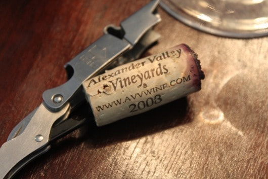 Alexander Valley Vineyards Cabernet Franc, Alexander Valley, Sonoma, 2008